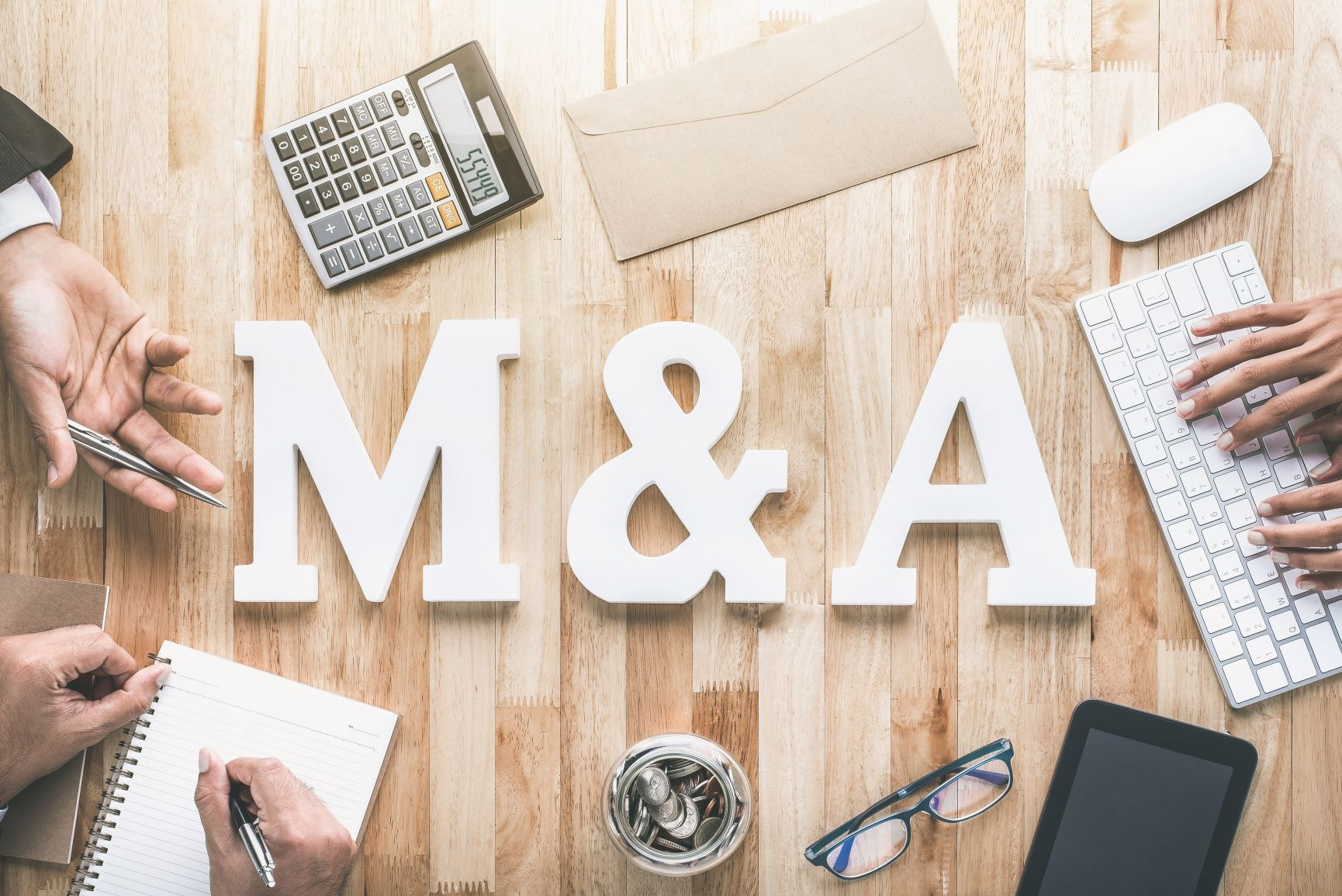 National Webinar: Mergers and Acquisitions - Lessons on how to lead in an industry of constant growth