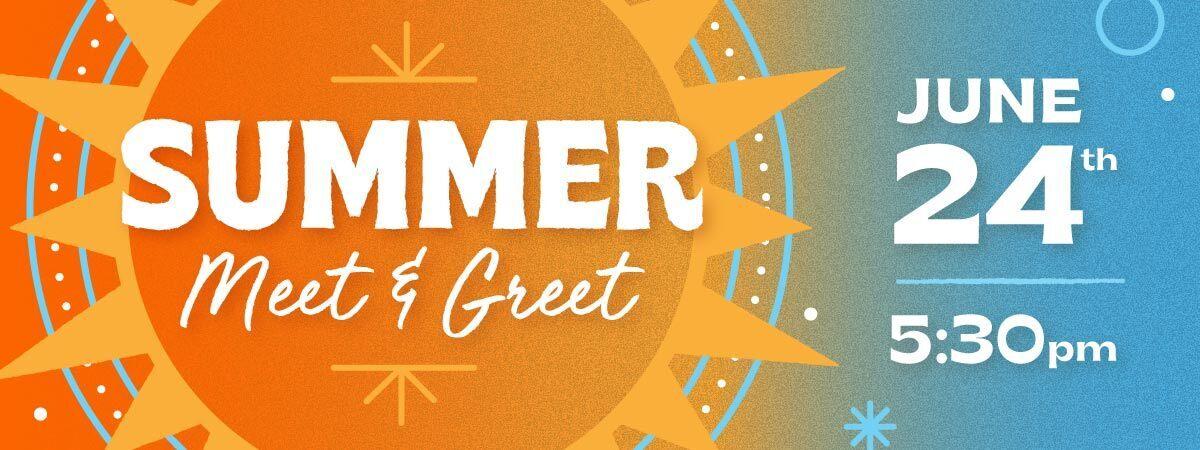 Summer Meet & Greet - Louisiana