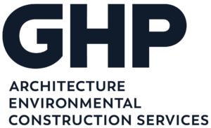 GHP stacked logo