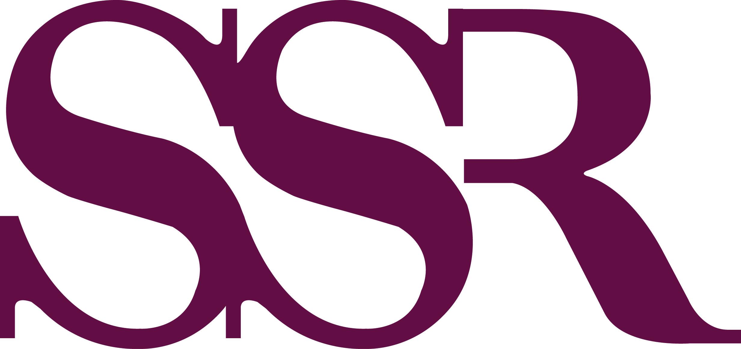 SSR only logo- COLOR