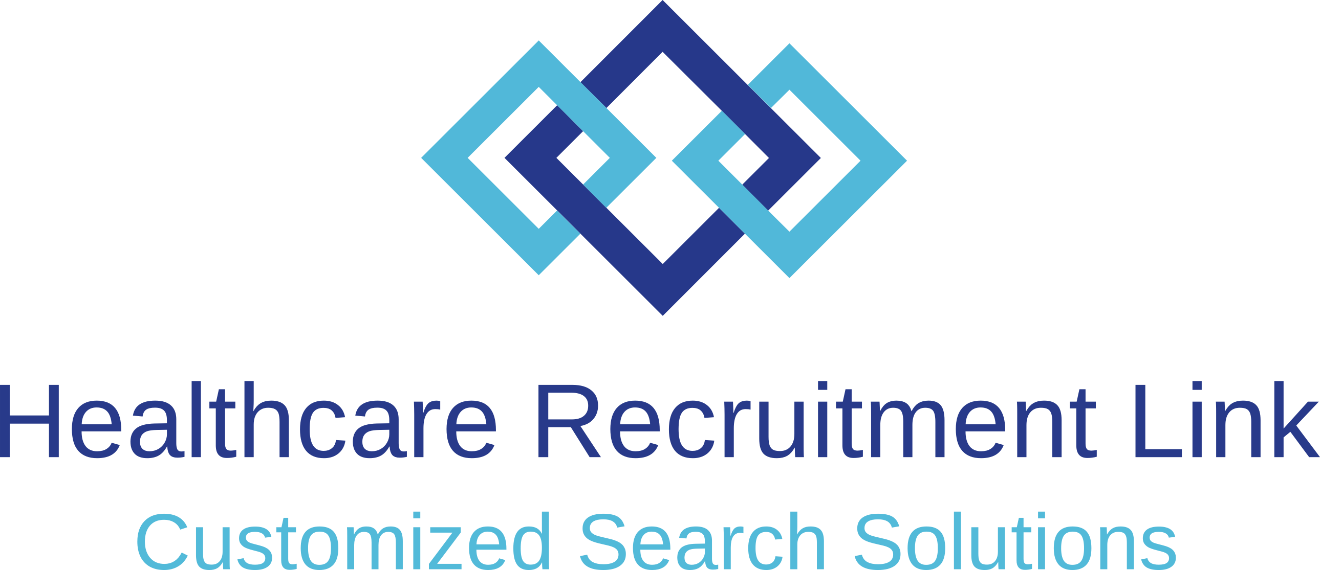 Healthcare Recruitment Link Logo
