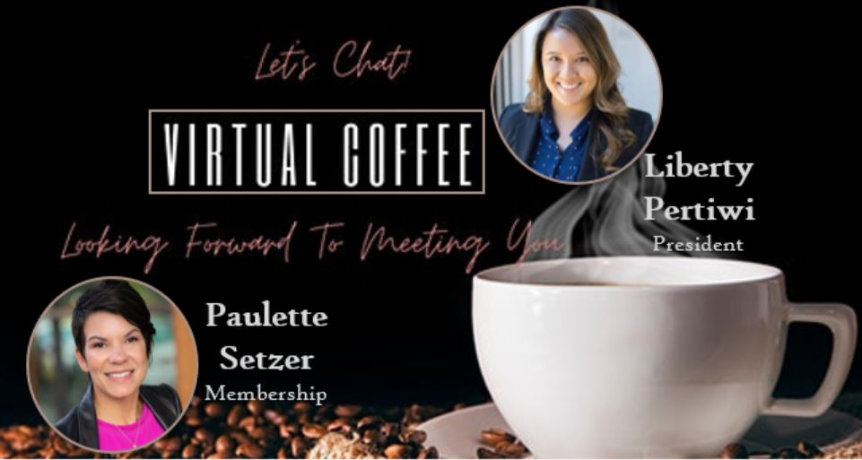 Get to Know the WIH Oregon Chapter: Virtual Coffee Chat