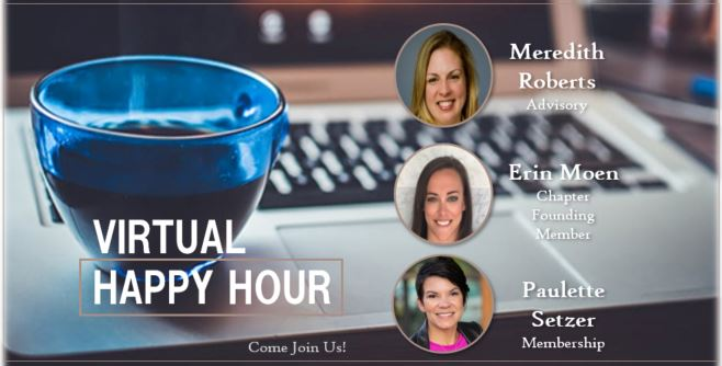 Get to Know the WIH Oregon Chapter: Virtual Happy Hour