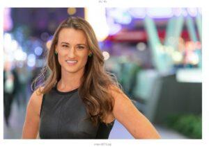 WIH FL Sponsorship Chair Katherine Love