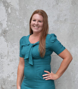 WIH FL Communications Chair Sarah Tetens