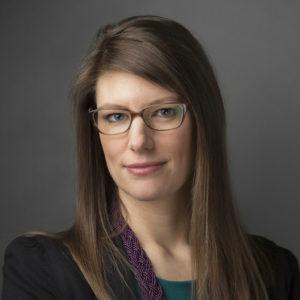 Jessica Radecki, Print & Design Lead Women in Healthcare Oregon Chapter