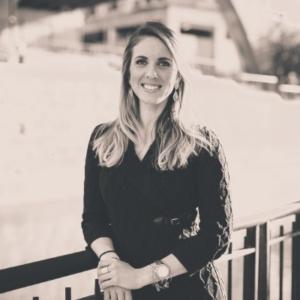 Caitlin McBride, Programs Chair Central Virginia Chapter of Women in Healthcare